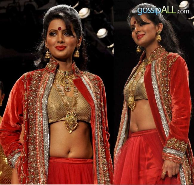 Different Angels of Geeta Basra's Navel